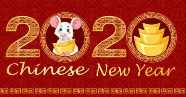 Sabtu 25 Januari 2020 Tahun Baru Imlek