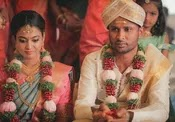 krishnappa gowtham marriage photos