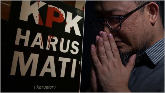 Novel Baswedan dkk Terancam Dipecat, PKS: Pelemahan KPK di Rezim Ini Semakin Terang