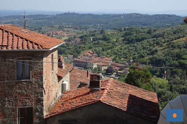 Collodi, il comune di Pinocchio, nella Toscana