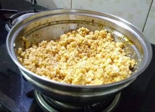 Belgaum kunda recipe/Karnataka cuisine