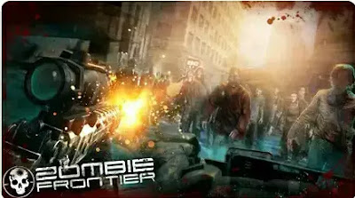 Game Android Kecil - Zombie Frontier