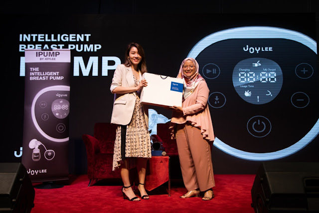 JOYLEE™ Ipump, intelligent breast pump,  electric breast pump, breast pump malaysia review, manual breast pump, breast pump best deals, good breast pump in malaysia