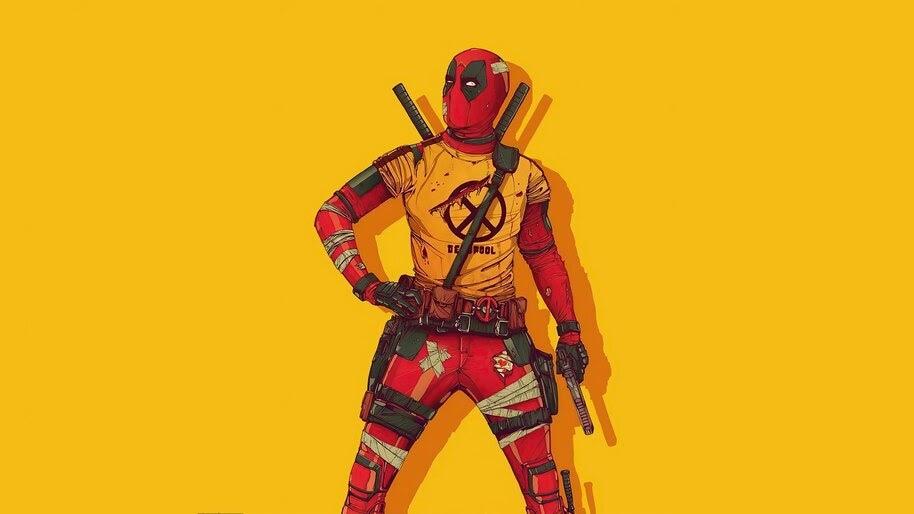 Deadpool, 4K, #6.2391