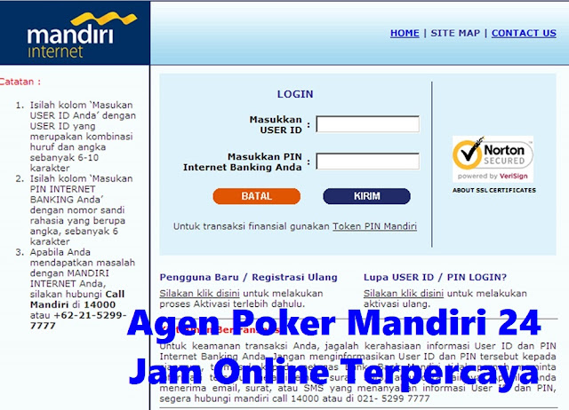 Agen Poker Mandiri 24 Jam Online Terpercaya