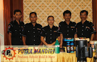 Team Leader Putra Mandiri