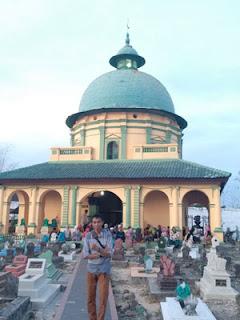 Makam Asta Tinggi, Sumenep, Madura