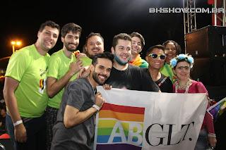 IMG 0185 - 13ª Parada do Orgulho LGBT Contagem reuniu milhares de pessoas