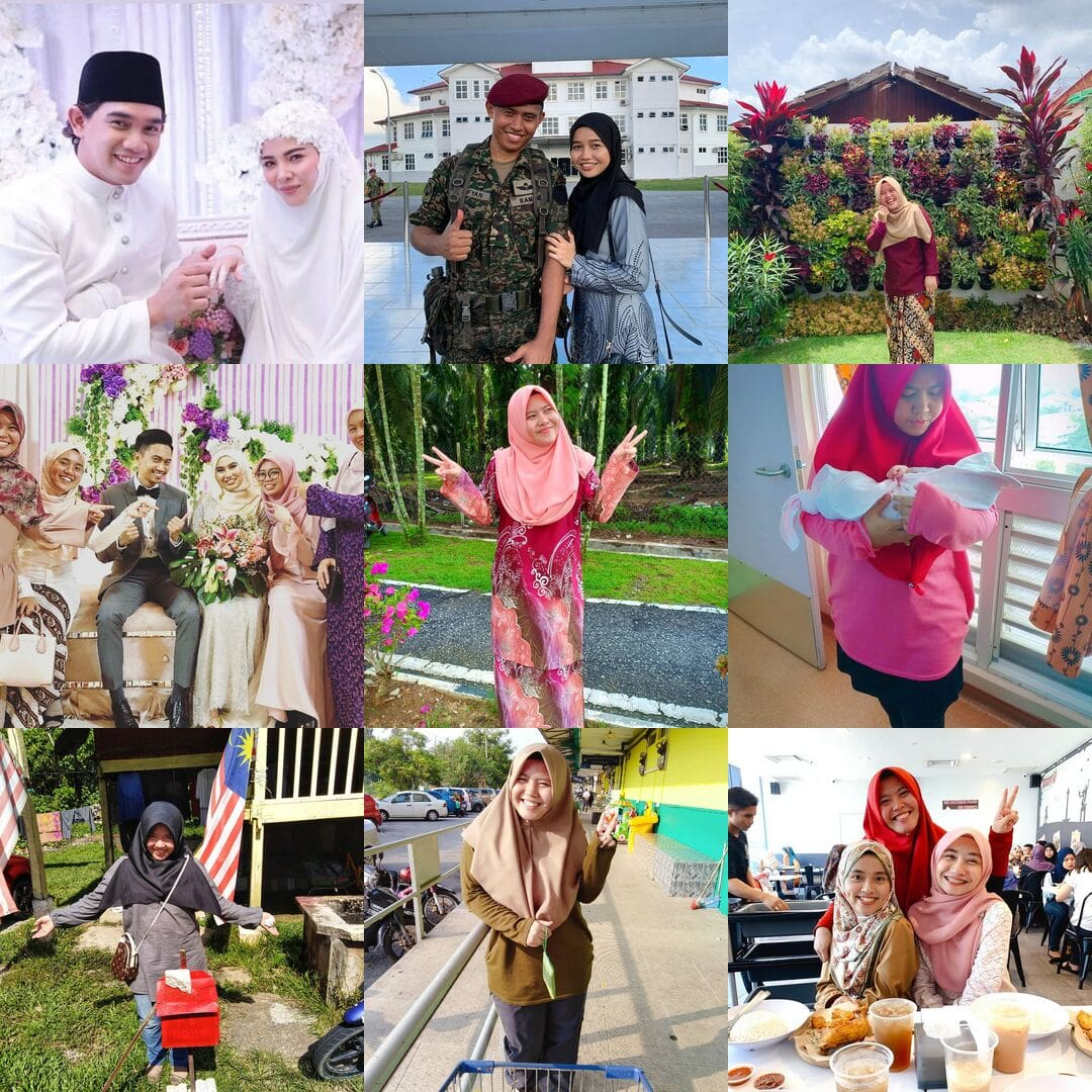 cara membuat best nine 2019 on instagram