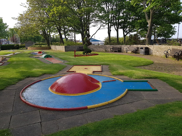 Terry's Traditional Crazy Golf in Cleethorpes