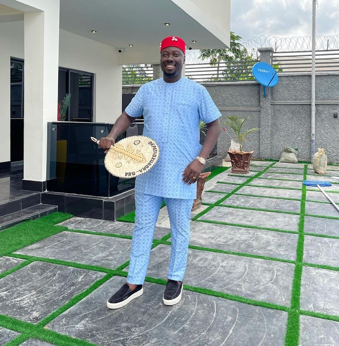 """""""There is no soap anywhere, work, pray, be good, make your own soap."""" — Obi Cubana finally reacts to rumors that he is into money rituals. (Video)"""