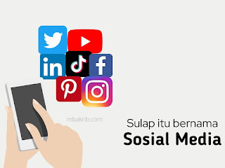 Sulap itu bernama sosial media