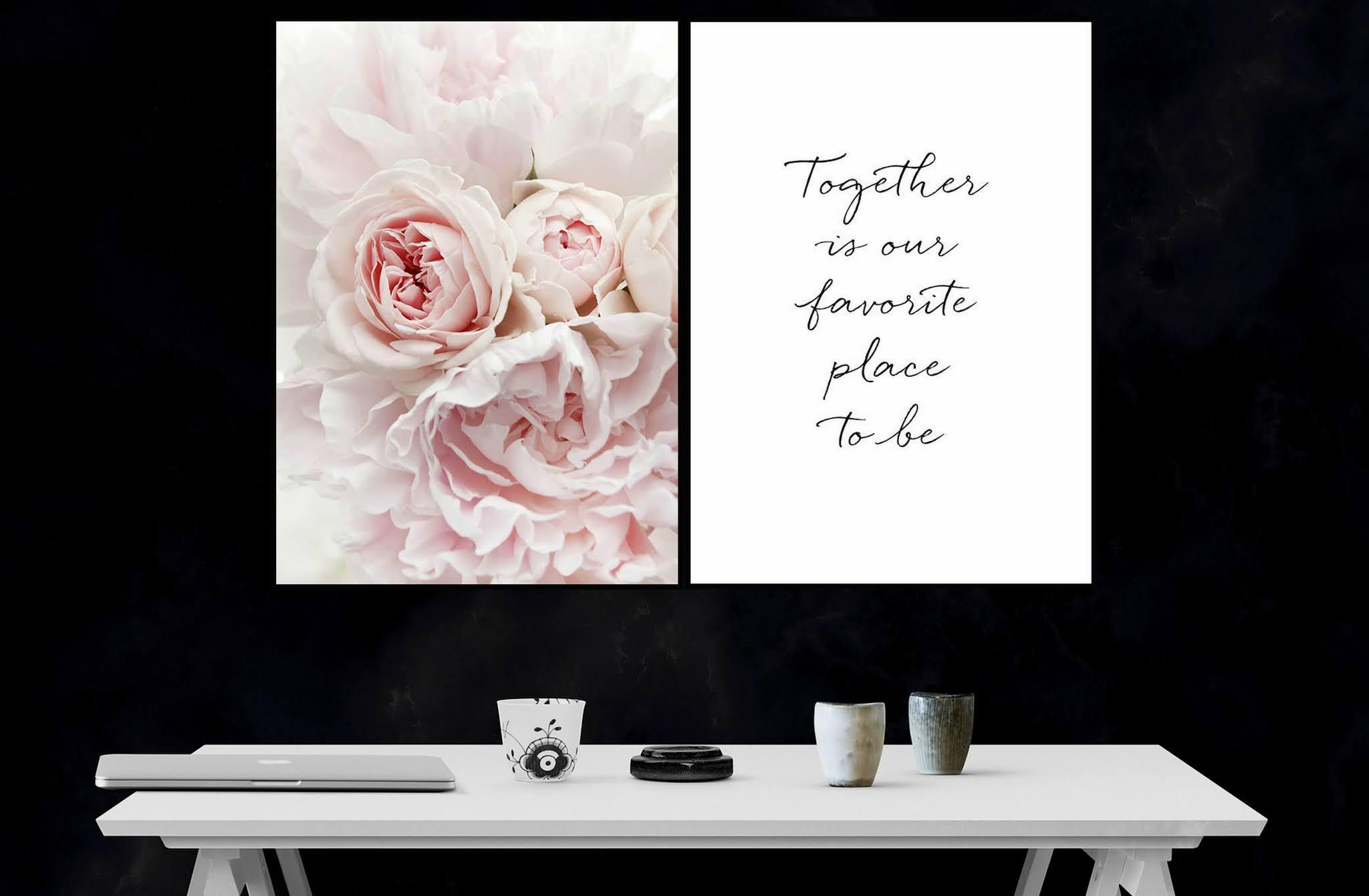 Plakaty ścienne -  udekoruj swoje wnętrza modnie, tanio i przede wszystkim w dobrym stylu! + kod rabatowy dla Was