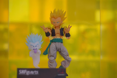 S.H.Figuarts Super Saiyan Gotenks de Dragon Ball Z