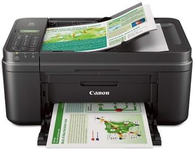 Canon MX492 Wireless All-In-One Small Printer