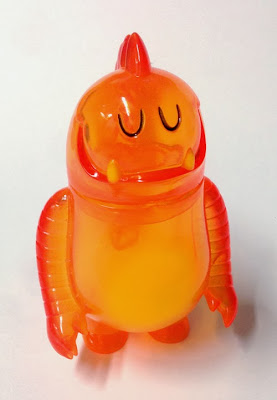 """Firestarter"" Leroy C Vinyl Figure by Invisible Creature"