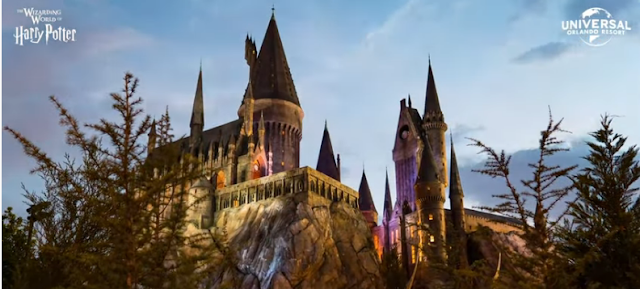 Share your love of J.K. Rowling's Wizarding World to enter to win Harry Potter themed adventure trip to The Wizarding World Of Harry Potter in Orlando!