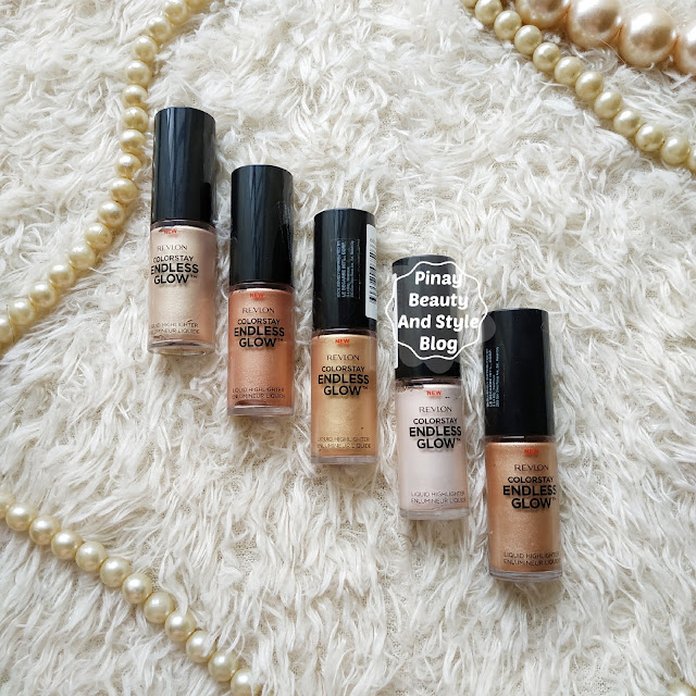 Revlon Colorstay Endless Glow Highlighter review swatches price
