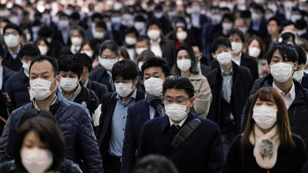 Coronavirus en Japon