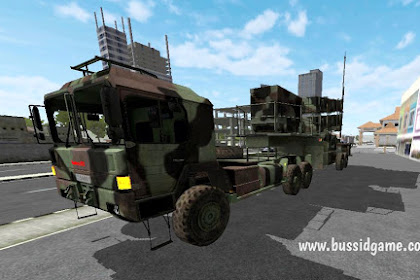 Mod Truck Missile TNI By Andreas R35