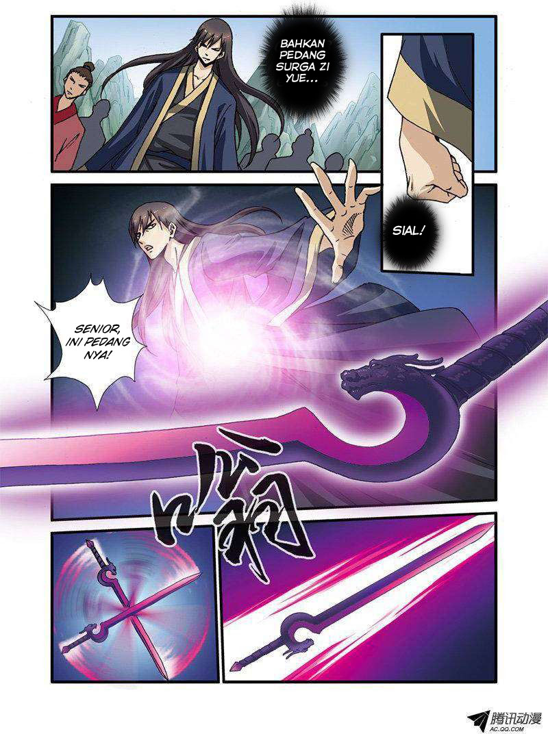 Dilarang COPAS - situs resmi www.mangacanblog.com - Komik xian ni 029 - chapter 29 30 Indonesia xian ni 029 - chapter 29 Terbaru 19|Baca Manga Komik Indonesia|Mangacan