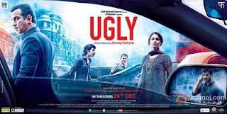 Ugly 2014 Full Free Hindi Movie Download 300mb DVDScr
