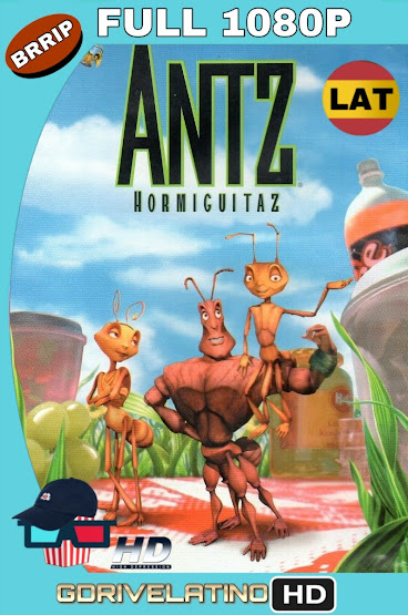 Antz: Hormiguitaz (1998) BRRip 1080p Latino-Ingles MKV