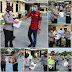 Bantu Masyarakat Terdampak Covid-19 Polres Sergai Galang Dana Sukarela