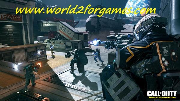 تحميل لعبة Call Of duty Infinity Warfar للكمبيوتر