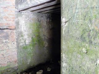Тараканов. Форт. Бесчисленные коридоры крепости