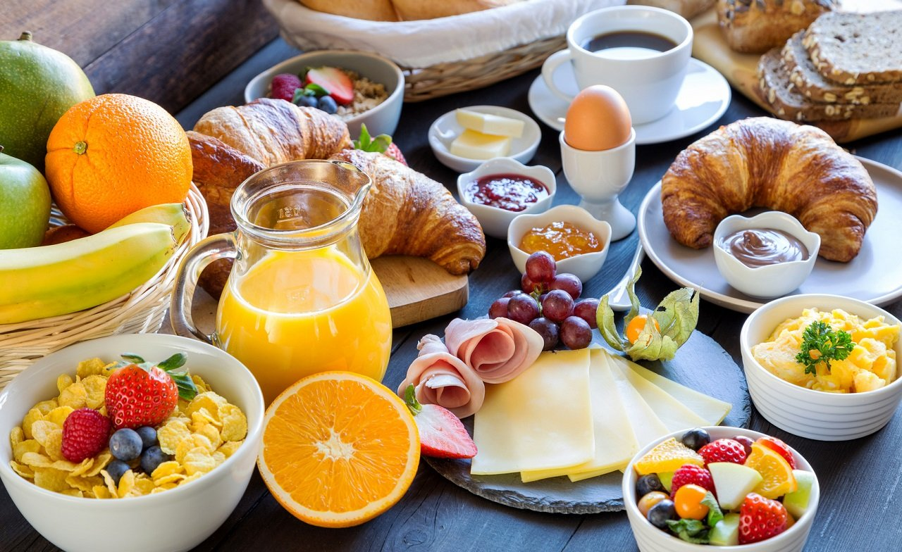 أفكار لوجبة الإفطار