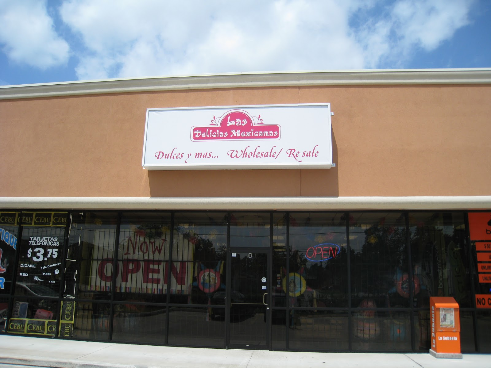 Houston Food Explorers: Mexican - Cajeta, Dulce De Leche and