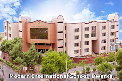 Modern International School, Dwarka