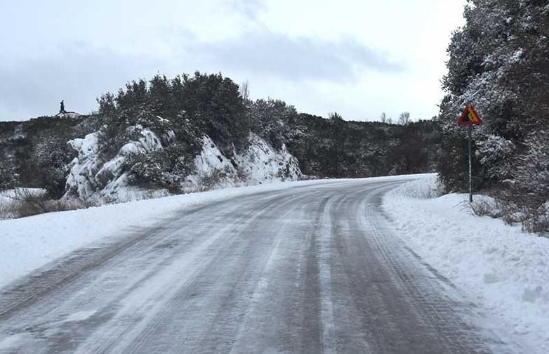 Σε ποιες περιοχές θα δούμε σήμερα μέχρι και χιόνια