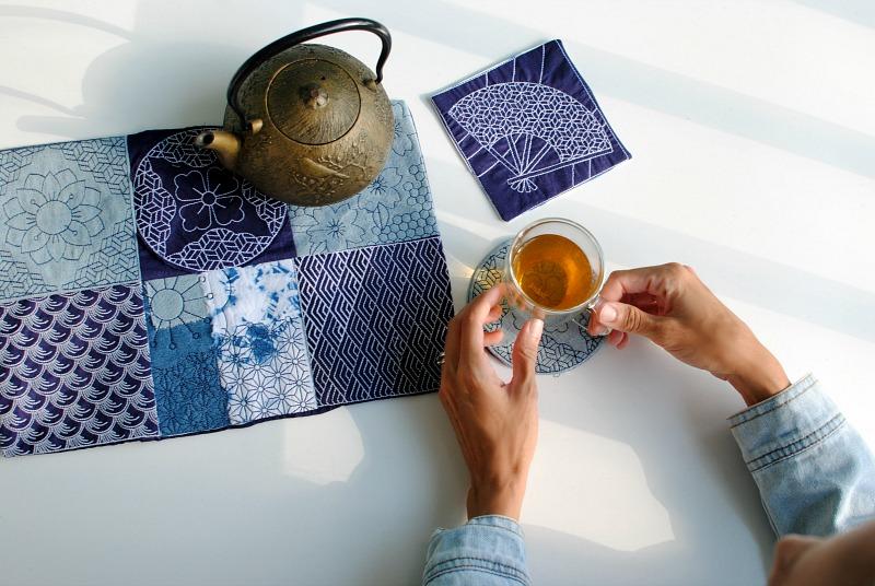 DIY: Sashiko Embroidery