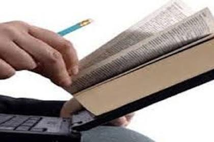 Cara Simpel Mengutip Pendapat Pada Buku