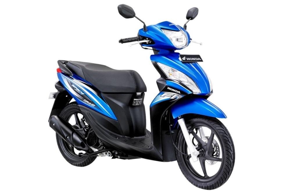 Gambar Motor Honda Spacy Terbaru 2013