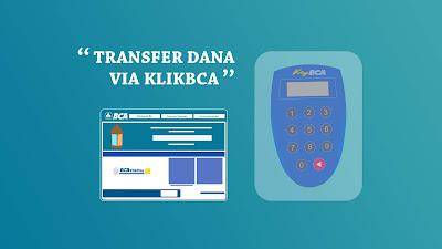 transfer dana klikbca