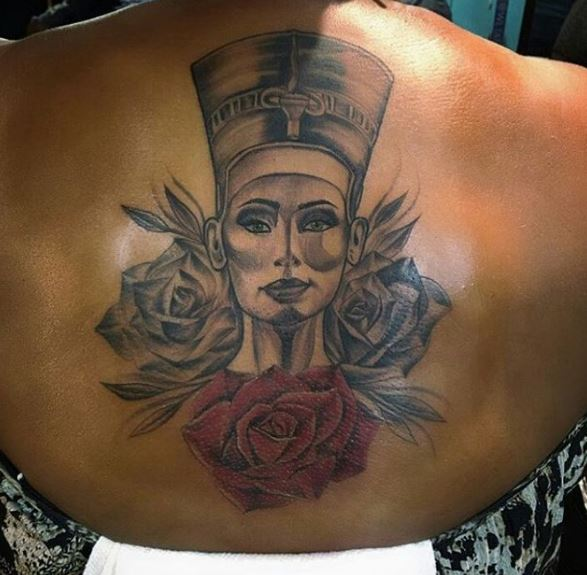 50 attractive queen tattoos designs for women 2018