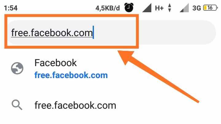 Cara membuat Facebook gratis