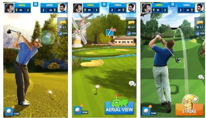 Cara Meningkatkan Game Golf