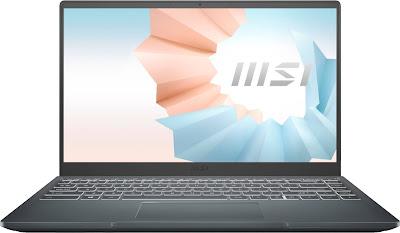 "MSI Modern 14"" - Model: Modern14B486 | Laptop under $500"