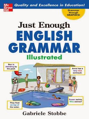 Download free book Just Enough English Grammar Illustrated pdf