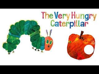 """The very hungry caterpillar"""