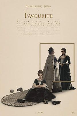 Sinopsis Film The Favourite (2018)