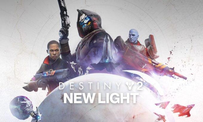 destiny 2 new light title