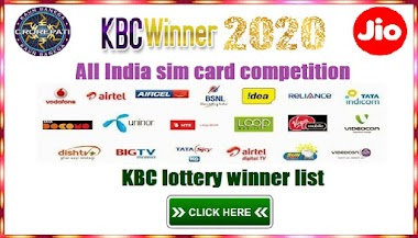 KBC Head Office | KBC lucky draw winner 2020 list
