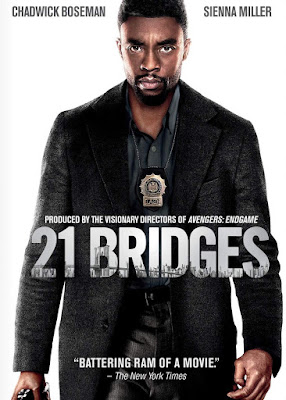 21 Bridges [2019] [DVD R1] [Latino]