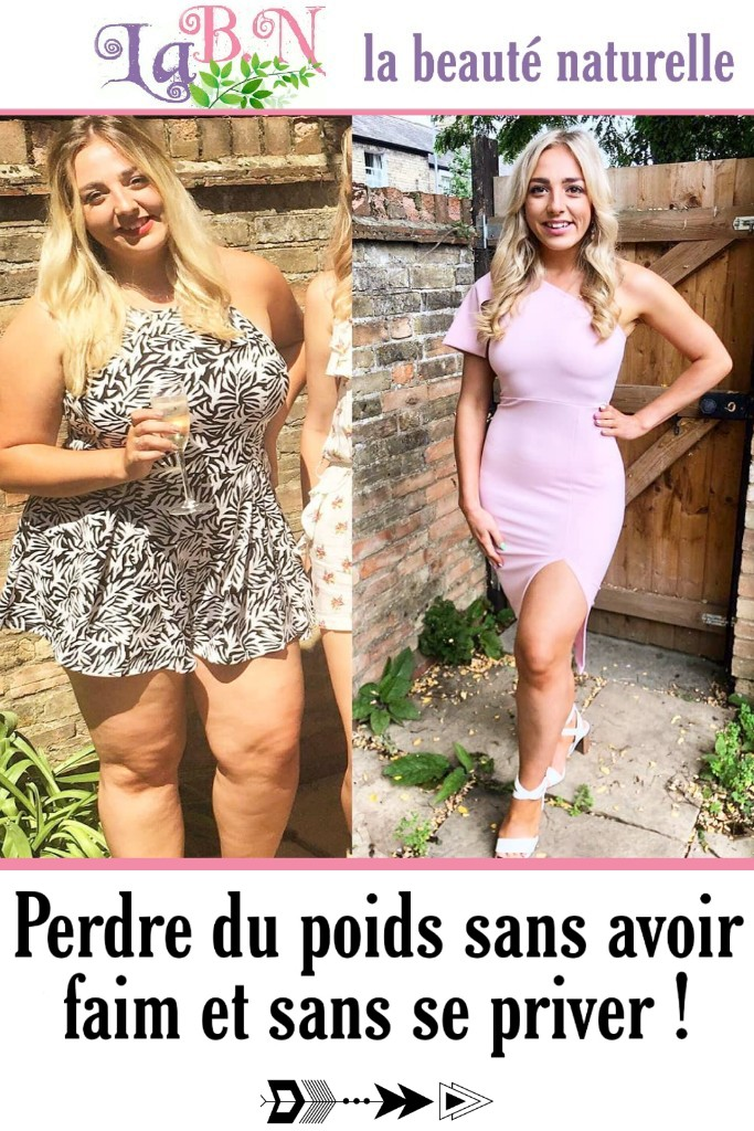 Perdre du poids sans avoir faim et sans se priver !