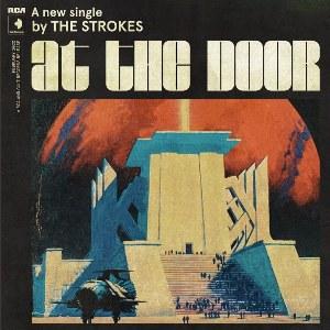 At The Door Lyrics - The Strokes